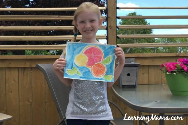 Celebrating Summer with Mixed Media Art {20 Summer Themed Mixed Media Art Projects}