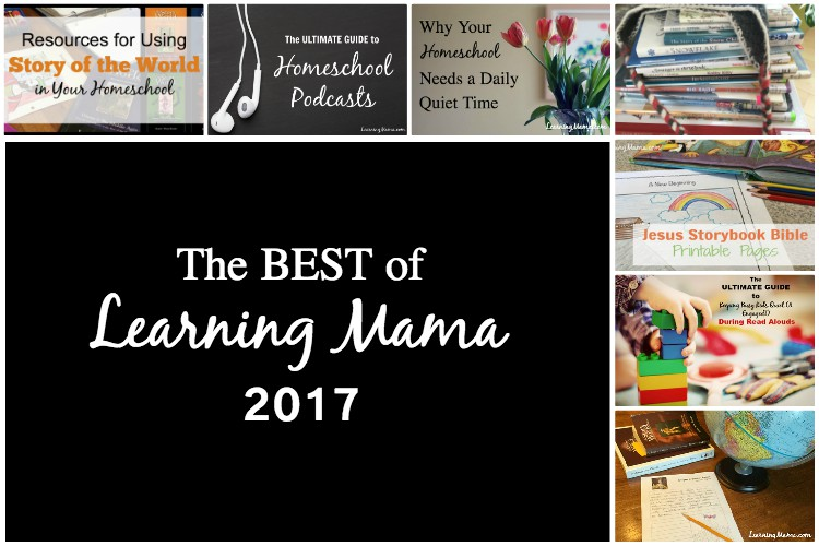 The Best of Learning Mama 2017