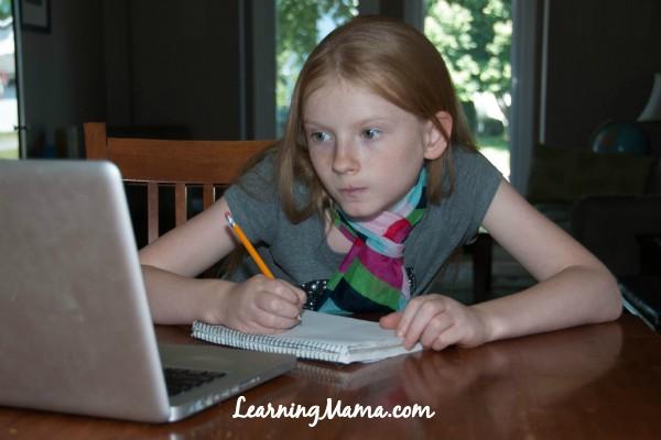 CTCMath - homeschool math supplement
