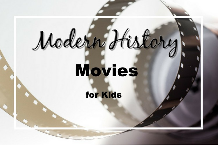 Modern History Movies for Family Movie Night
