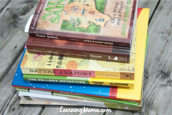 Relaxed Classical Homeschool Curriculum Picks - 6th grade - 3rd grade - Pre K
