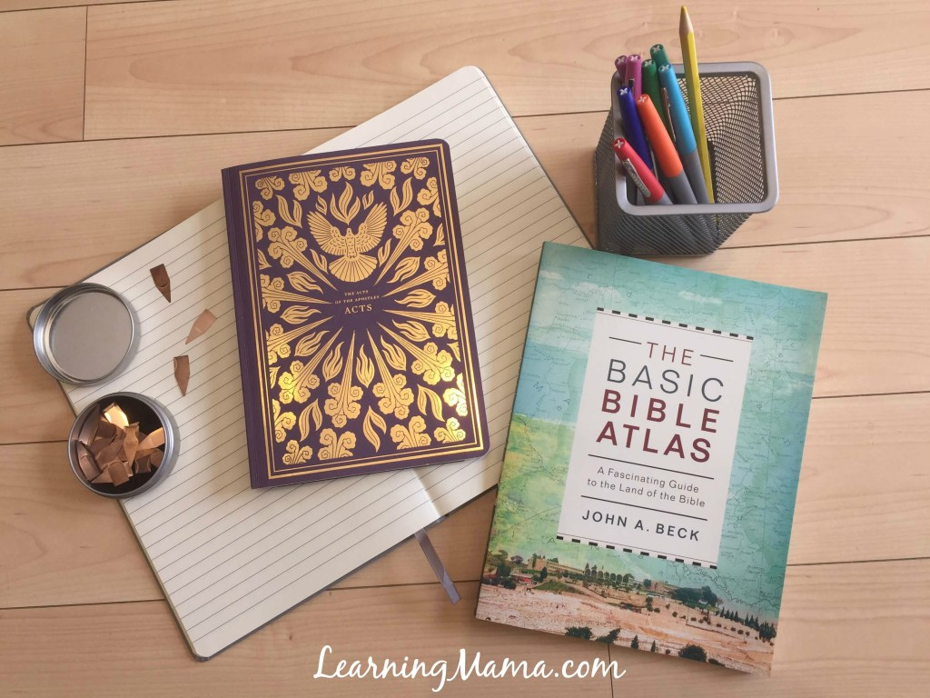 Bible Study Tools: The Basic Bible Atlas