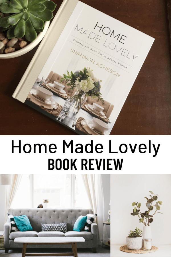 Home Made Lovely Book Review