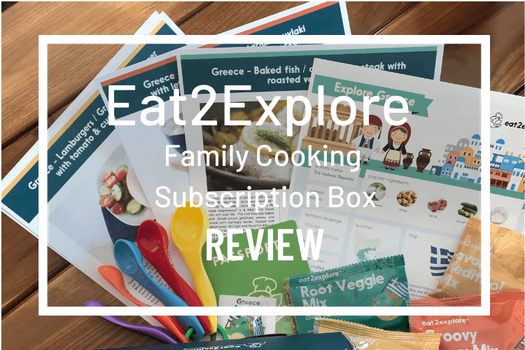 Explore the World from Your Kitchen: Eat2Explore REVIEW