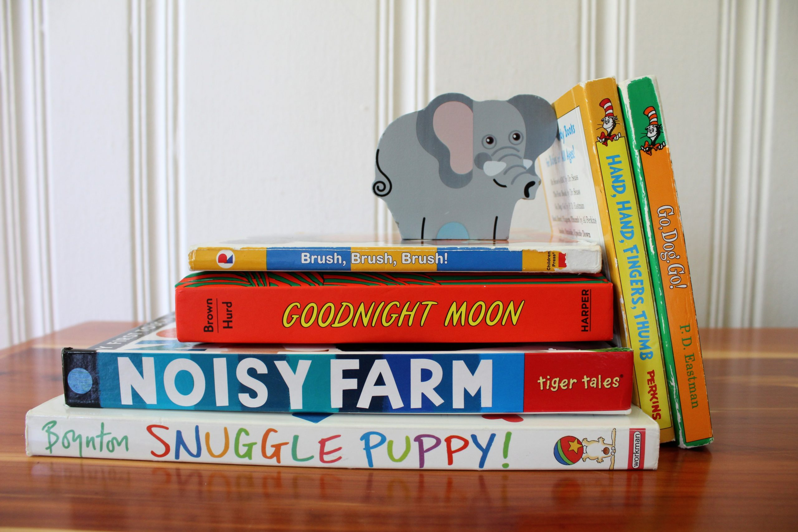 18 month old board books