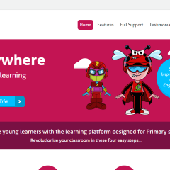 Learnanywhere Primary Learning Platform