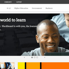 Blackboard Education Technology Solutions
