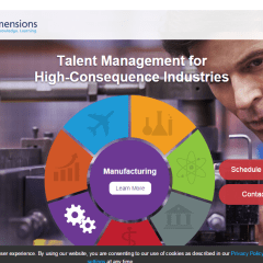 NetDimensions Talent Management and HR Technology