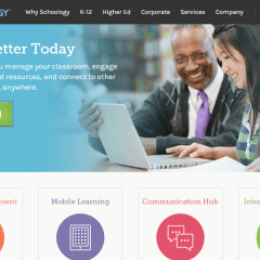 Schoology LMS for Schools