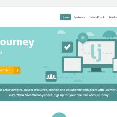 Learner Journey e-Portfolio and Social Network