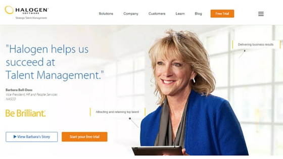 Strategic Talent Management with Halogen Software