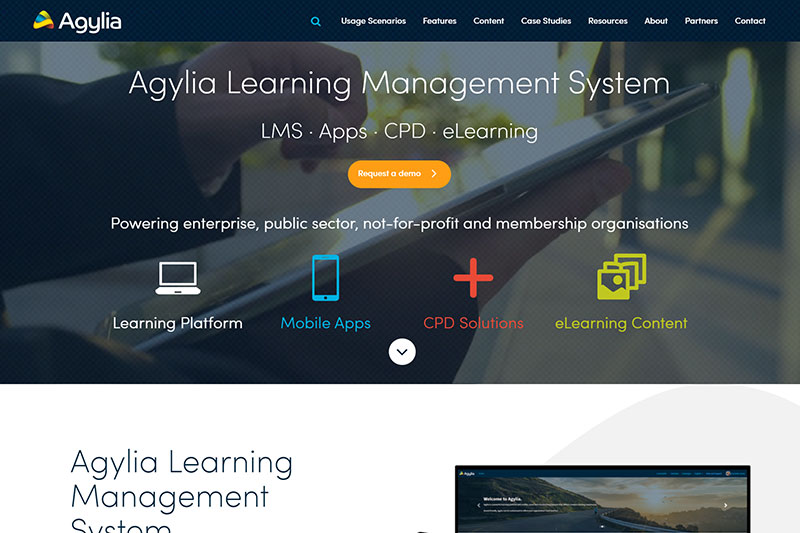 Agylia Group Ltd
