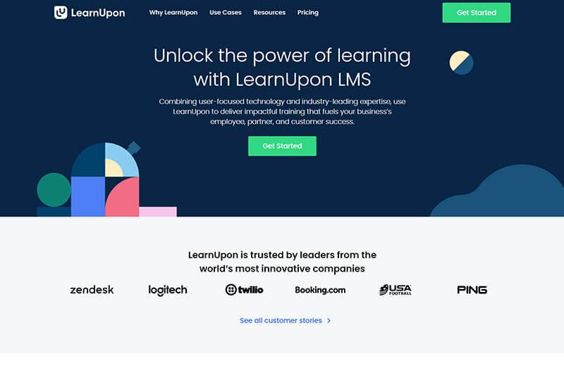 LearnUpon LMS
