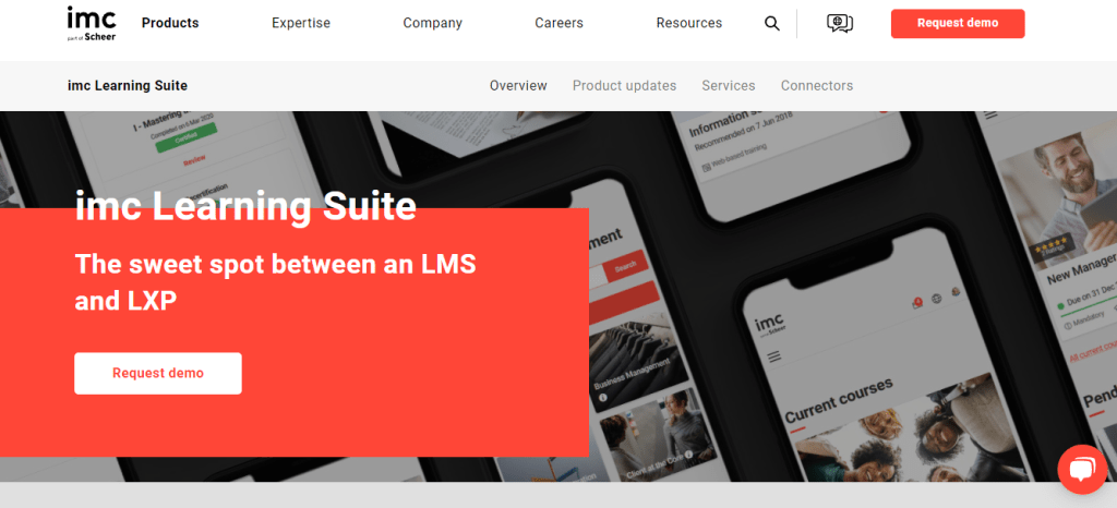 imc Learning Suite - LMS and LXP