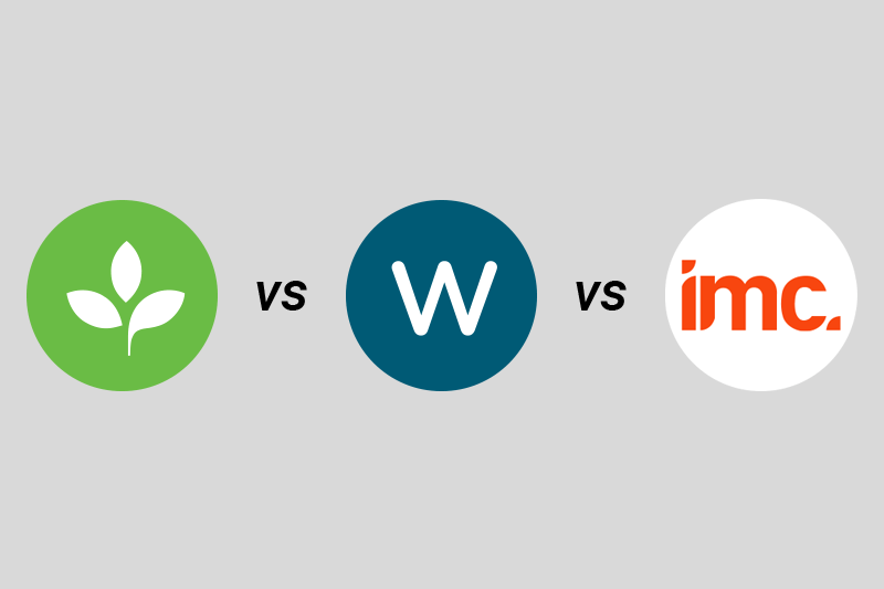 Totara vs Moodle Workplace and imc Learning Suite LMS comparison