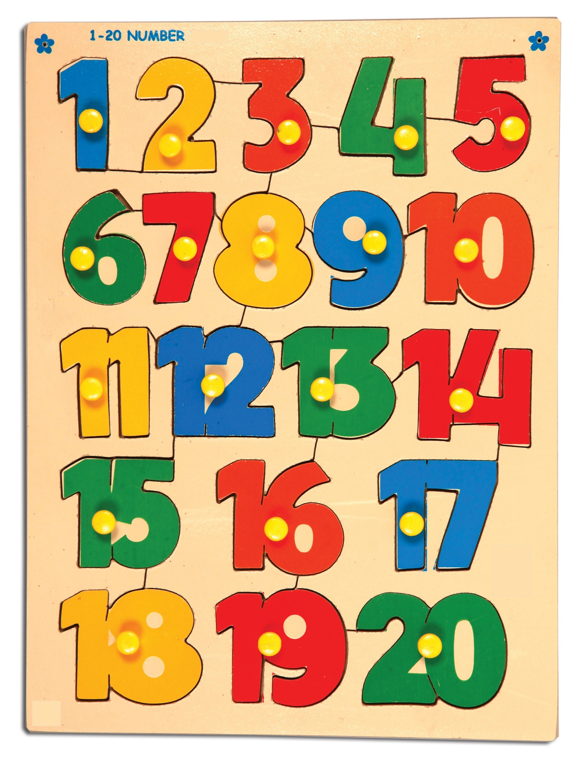 Count To 20 Printable For Kids Learning Printable