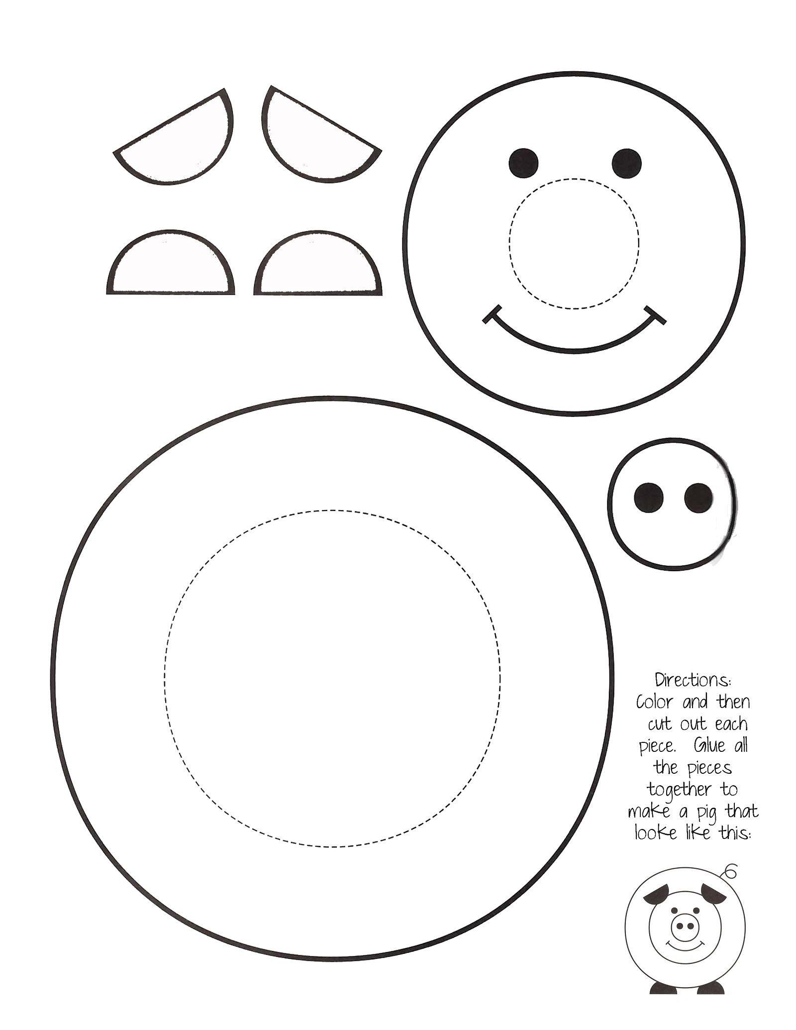 Printable Preschool Worksheets