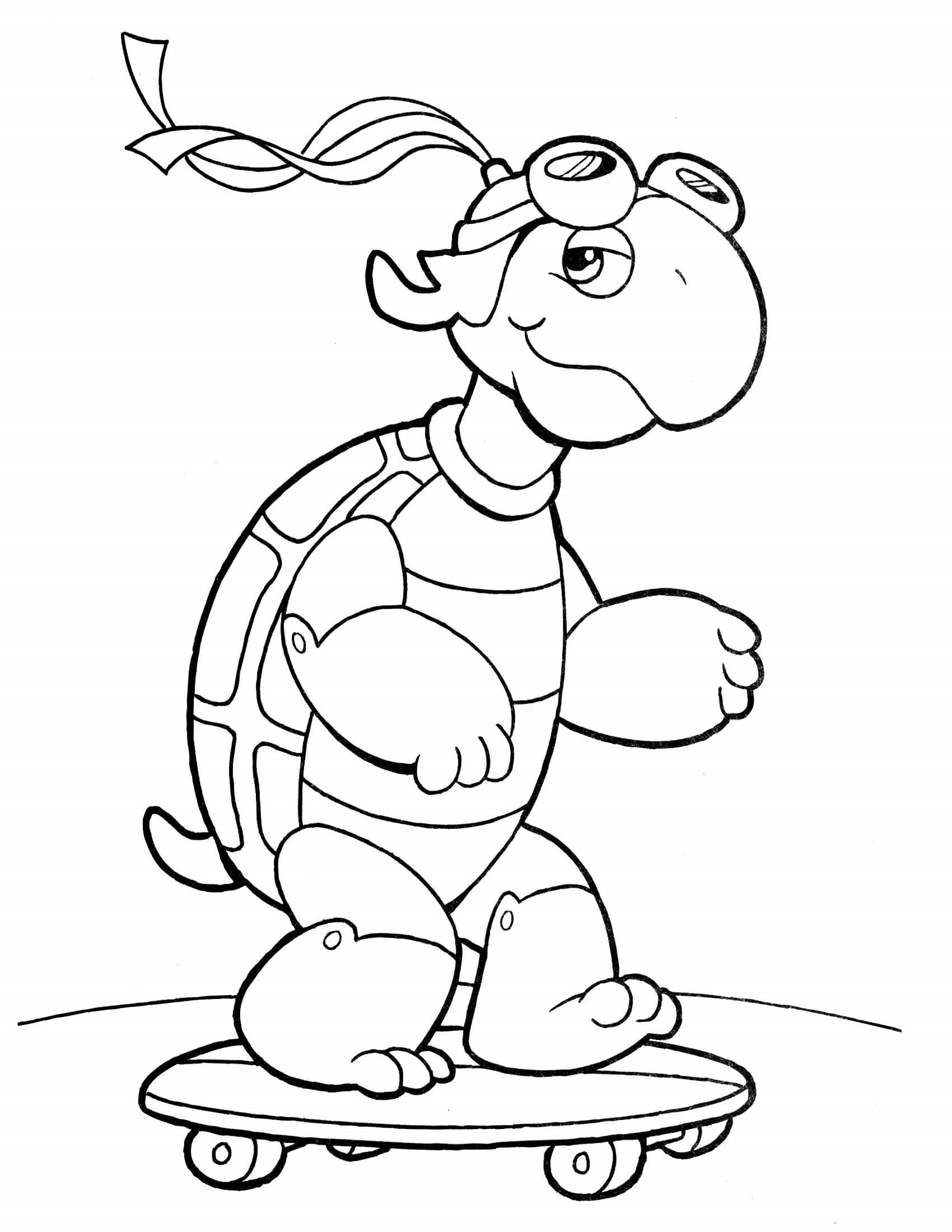 Crayola Coloring Pages Animals Learning Printable