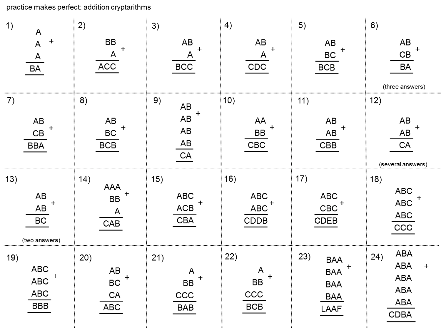 Ks2 Maths Worksheets