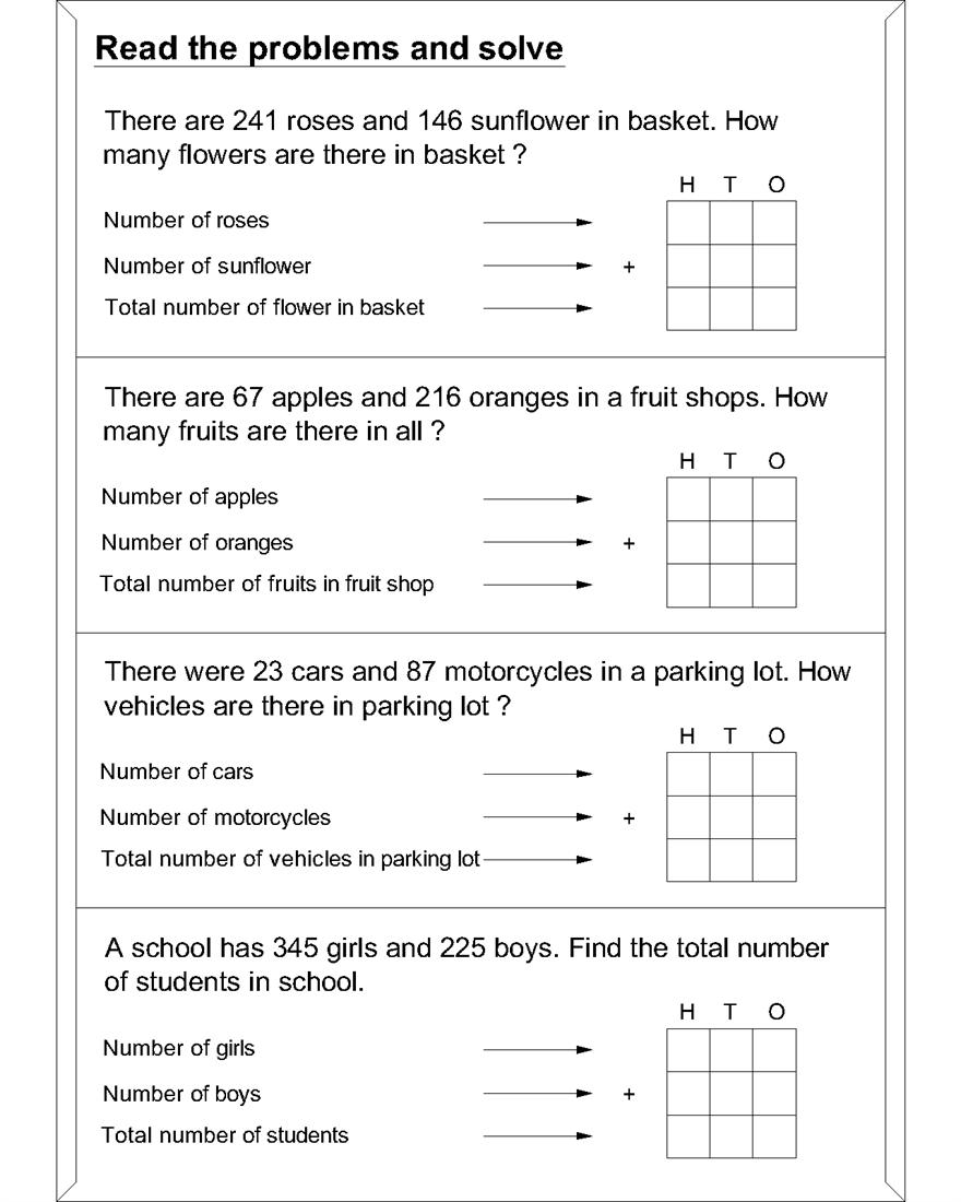 Ks2 Maths Worksheets