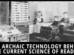 Archaic tech