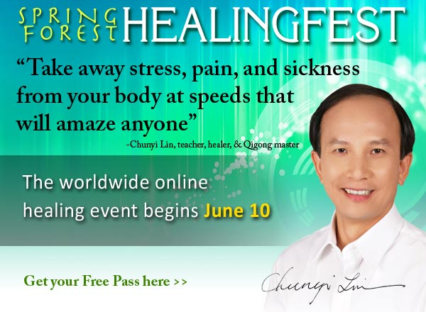 Spring Forest Healingfest