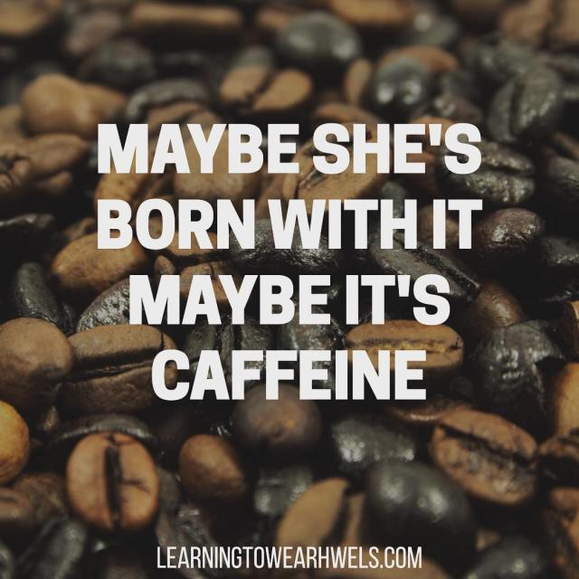 I love this! Maybe its caffeine needmorecoffee coffeelove coffeeaddict coffeetimehellip