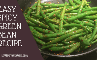 spicy green beans blog post