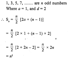 RD Sharma Class 10 Solutions Chapter 5 Arithmetic Progressions MCQS 40