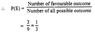 Selina Concise Mathematics Class 10 ICSE Solutions Chapter 25 Probability Ex 25A Q14.1