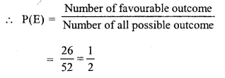 Selina Concise Mathematics Class 10 ICSE Solutions Chapter 25 Probability Ex 25A Q5.3