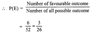 Selina Concise Mathematics Class 10 ICSE Solutions Chapter 25 Probability Ex 25A Q5.5