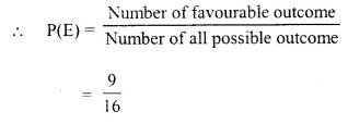 Selina Concise Mathematics Class 10 ICSE Solutions Chapter 25 Probability Ex 25B Q10.2