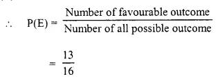 Selina Concise Mathematics Class 10 ICSE Solutions Chapter 25 Probability Ex 25B Q10.4