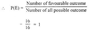 Selina Concise Mathematics Class 10 ICSE Solutions Chapter 25 Probability Ex 25B Q10.7