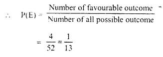 Selina Concise Mathematics Class 10 ICSE Solutions Chapter 25 Probability Ex 25B Q12.4