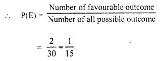 Selina Concise Mathematics Class 10 ICSE Solutions Chapter 25 Probability Ex 25B Q13.2
