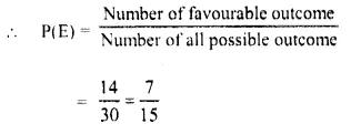 Selina Concise Mathematics Class 10 ICSE Solutions Chapter 25 Probability Ex 25B Q13.3