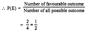Selina Concise Mathematics Class 10 ICSE Solutions Chapter 25 Probability Ex 25B Q7.3