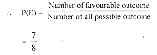 Selina Concise Mathematics Class 10 ICSE Solutions Chapter 25 Probability Ex 25C Q1.3
