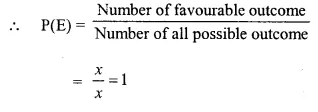 Selina Concise Mathematics Class 10 ICSE Solutions Chapter 25 Probability Ex 25C Q14.1