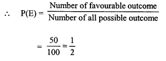 Selina Concise Mathematics Class 10 ICSE Solutions Chapter 25 Probability Ex 25C Q17.2