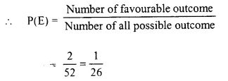 Selina Concise Mathematics Class 10 ICSE Solutions Chapter 25 Probability Ex 25C Q19.3