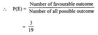 Selina Concise Mathematics Class 10 ICSE Solutions Chapter 25 Probability Ex 25C Q23.2