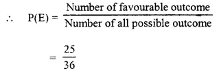 Selina Concise Mathematics Class 10 ICSE Solutions Chapter 25 Probability Ex 25C Q28.1
