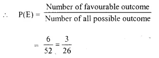 Selina Concise Mathematics Class 10 ICSE Solutions Chapter 25 Probability Ex 25C Q3.5