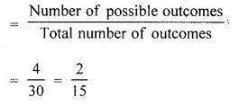 Selina Concise Mathematics Class 10 ICSE Solutions Chapter 25 Probability Ex 25C Q35.2