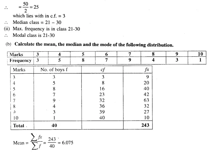Selina Concise Mathematics Class 10 ICSE Solutions Chapterwise Revision Exercises Q101.3