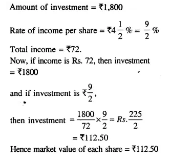 Selina Concise Mathematics Class 10 ICSE Solutions Chapterwise Revision Exercises Q11.1