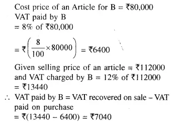 Selina Concise Mathematics Class 10 ICSE Solutions Chapterwise Revision Exercises Q3.1
